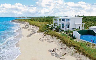 Beachfront Sanctuary in the Bahamas