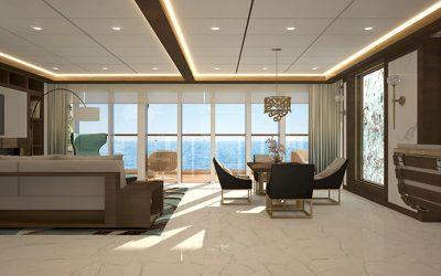 Luxury Wellness at Sea