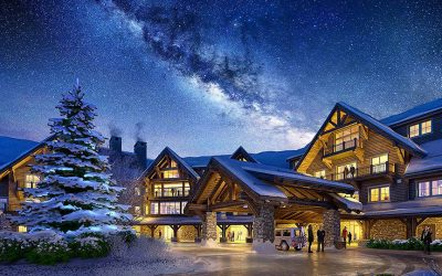 Big Sky Development Boasts Elevated Mountain Living