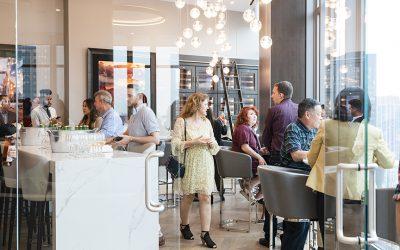Summit New York Unveils new Sky Lounge