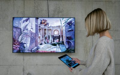 Digital Art Curation