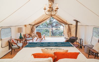 Glamping is the New Camping