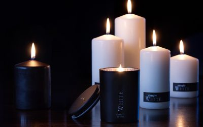 Candles are the new Trend in the Wellness Industry