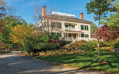 Colonial Revival in Massachusetts