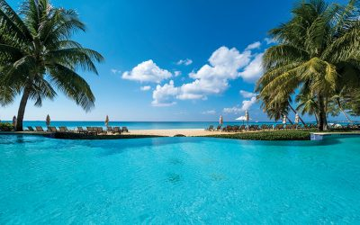 Oceanfront Luxury in the Cayman Islands