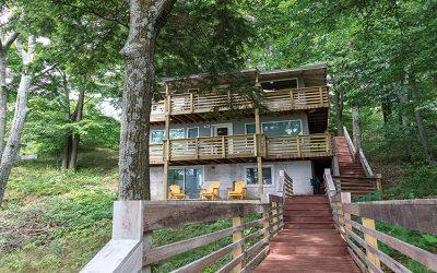 North Cottage in Norton Shores, Michigan