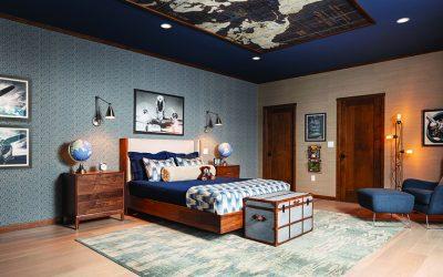ASPIRE House Princeton — Boy's Bedroom