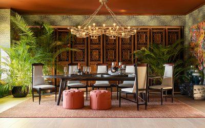 ASPIRE House Princeton — The Dining Room
