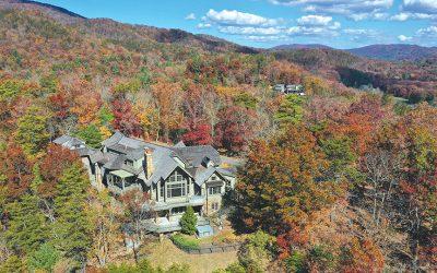 Nature's Lover Estate in White Sulphur Springs, West Virginia