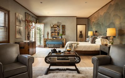 ASPIRE House Princeton — The Master Suite