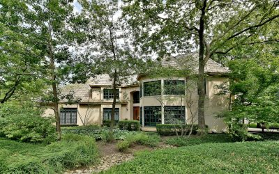A Remarkable French Country Estate in Illinois