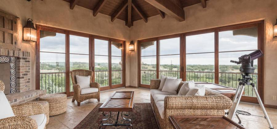 Views of the Hill Country