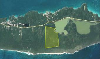 Gregory Town, Eleuthera, Bahamas, ,Residential,For Sale,Gregory Town,383245