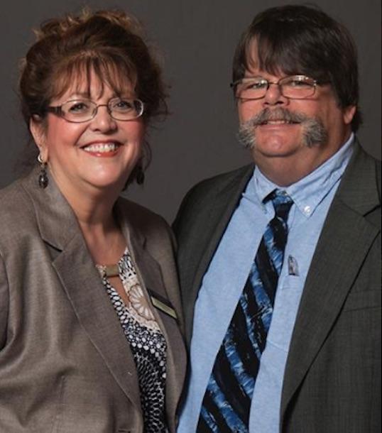 Enza and Steve Dandeneau