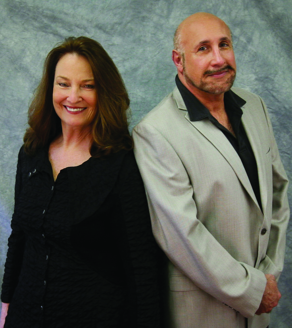 Beth Davis and Steve Feldman