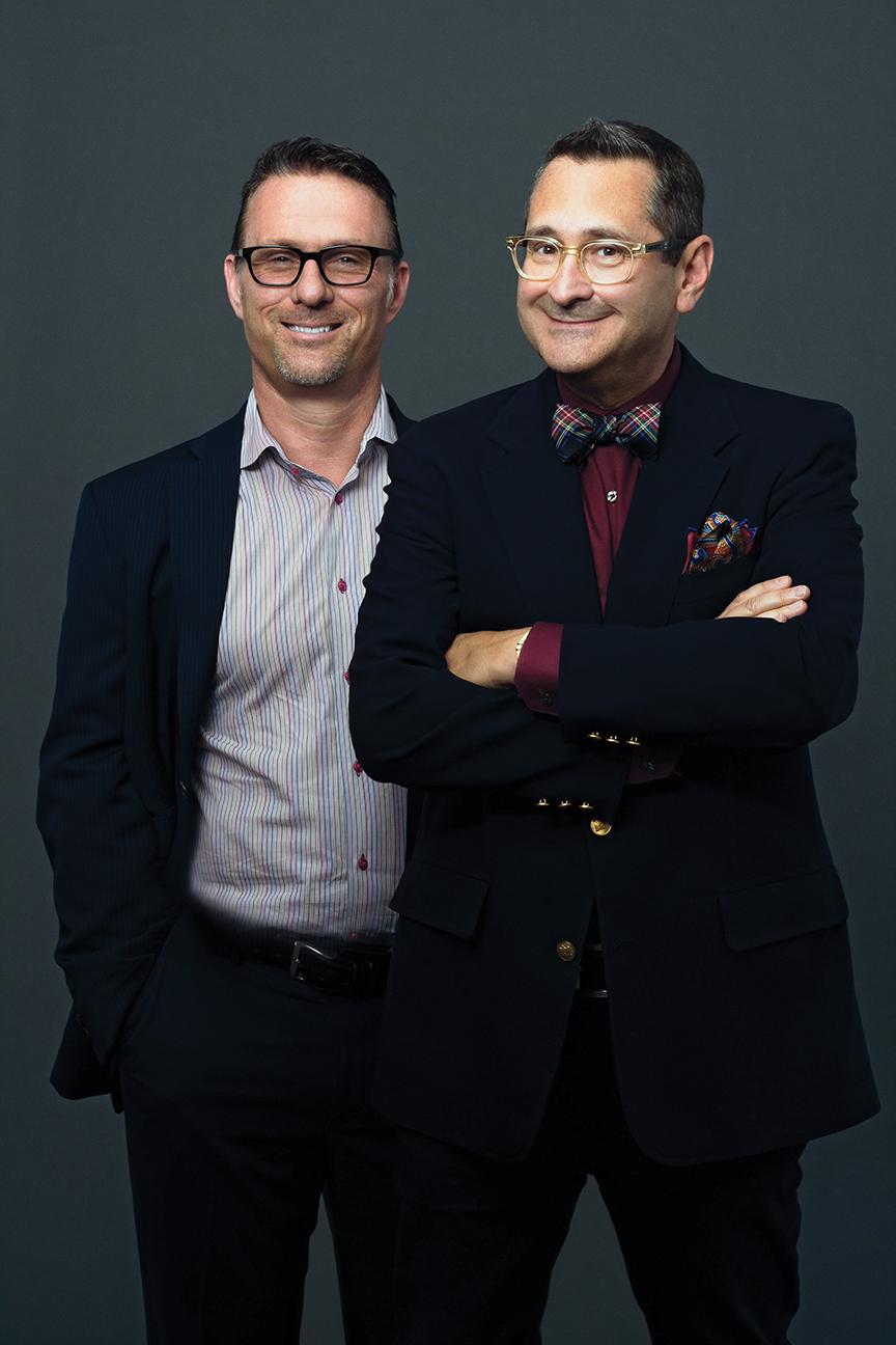 David Hitt & Ronald Shore The Shore/Hitt Team